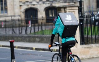 PODCAST: Deliveroo boss has big, airborne plans for the future of fast food