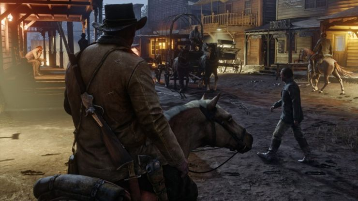 Red Dead Redemption 2's main campaign is going to a staggeringly long time to complete