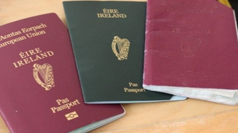 Changes to the application process for Irish passports and
