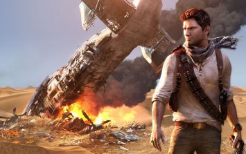 Nathan Drake has finally been cast for the Uncharted movie, but the news has got us worried
