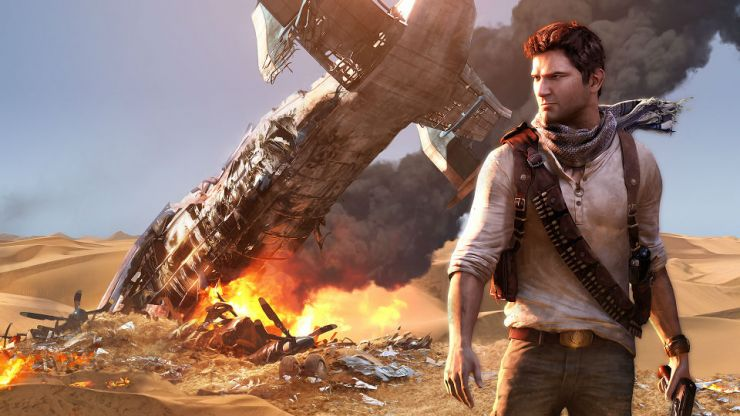 PlayStation are giving away loads of freebies to celebrate Uncharted's 10th anniversary