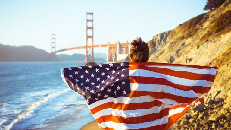 Getting a work visa for the US could be far easier for Irish citizens
