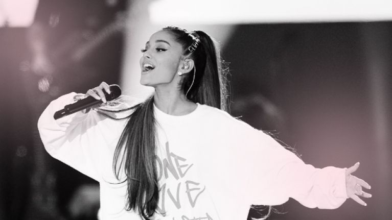 The night Ariana Grande went from pop princess to transcendent icon, as Manchester fell in love