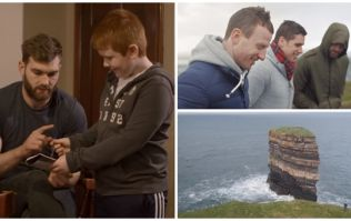 WATCH: Aidan O'Shea, Colm Boyle and Lee Keegan star in a stunning promo for the Wild Atlantic Way in Mayo
