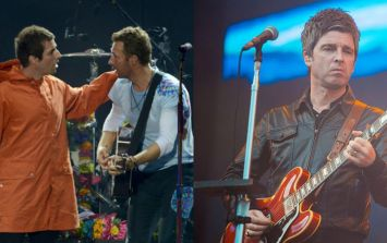 Chris Martin thanks Noel Gallagher for being at One Love Manchester 'in spirit'