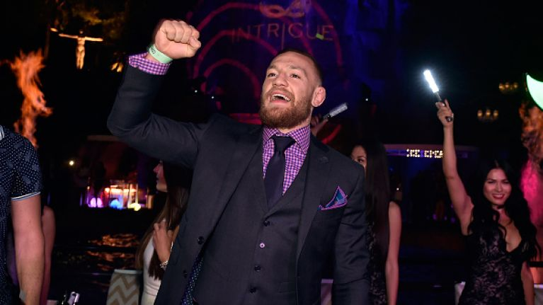 Conor McGregor goes full Love/Hate when talking about Vince McMahon