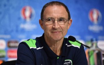 Martin O'Neill's side to face Austria has been named