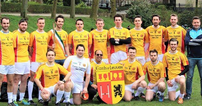 Around the World in 80 Clubs – Earls of Leuven GAA, Belgium (#49)