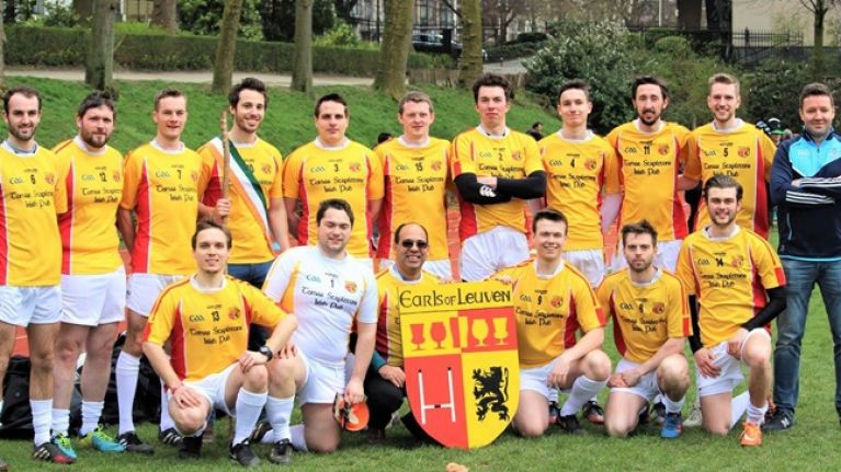 Around the World in 80 Clubs – Earls of Leuven GAA, Belgium (#49)