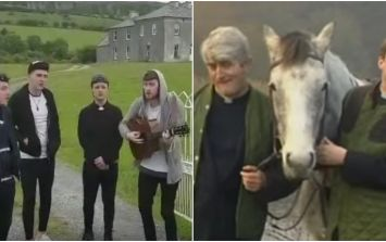 WATCH: This band's cover of My Lovely Horse should be Ireland's 2018 Eurovision entry
