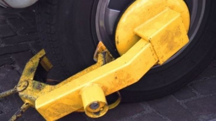 Here's what you need to know about the new clamping rules coming into effect in Ireland today