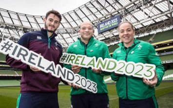 Ireland's 2023 Rugby World Cup bid could be in jeopardy