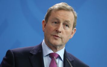 PIC: Enda Kenny is now rocking a scruffy beard and it's quite something
