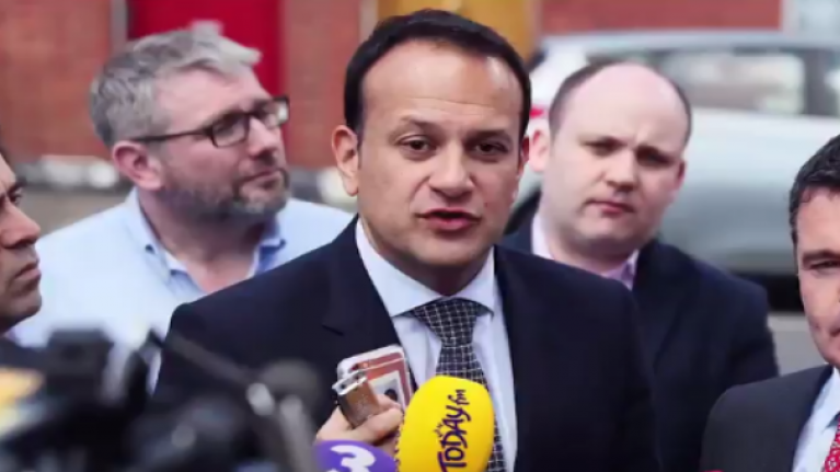 "These ""Ireland's first openly gay Taoiseach"" headlines miss the point a bit, don't they?"