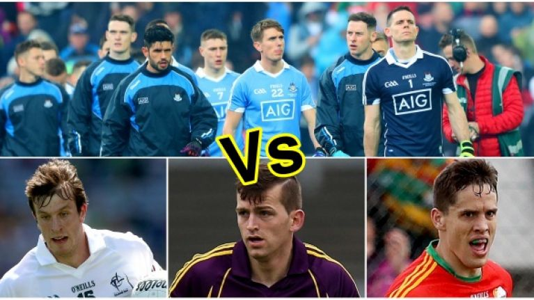 #TheToughest: We have named a Leinster All-Star team to take on Dublin