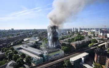 First pictures released of the flat where the Grenfell Tower fire started