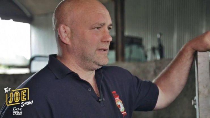 WATCH: Ireland legend John 'The Bull' Hayes teaches JOE how to farm
