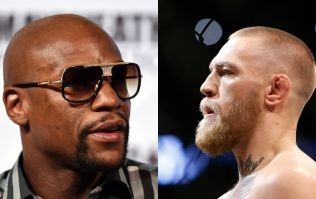Floyd Mayweather's response to McGregor's recent controversy is hugely hypocritical