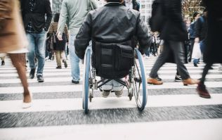 Dublin Lord Mayor says that people with disabilities may be allowed to use cycle lanes soon