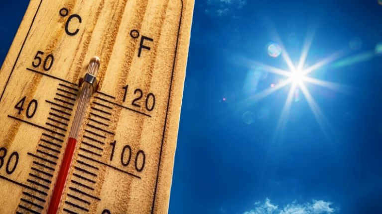 Temperatures expected to reach 24 degrees this week