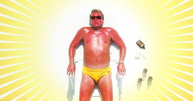 How to survive an Irish heatwave