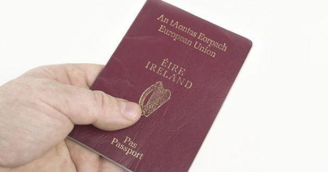 It's now ridiculously easy for Irish citizens in the UK to renew their Irish passport