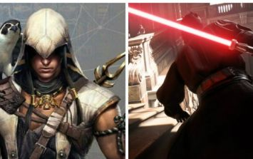 Here's your first look at the new Assassin's Creed and Star Wars: Battlefront II games