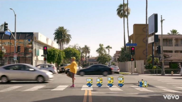 """LISTEN: Is Pharrell's new song for Despicable Me 3 as good and/or catchy as """"Happy""""?"""