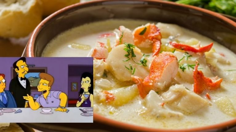 A café in Donegal can now say it makes the best chowder in the world