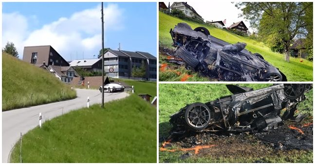 footage of horror crash involving richard hammond has surfaced. Black Bedroom Furniture Sets. Home Design Ideas