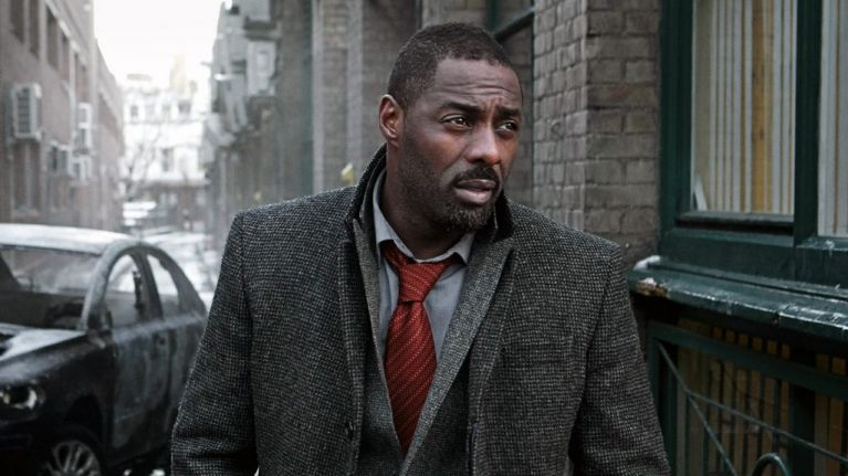 Idris Elba hints at massive changes for Luther as the film gathers pace