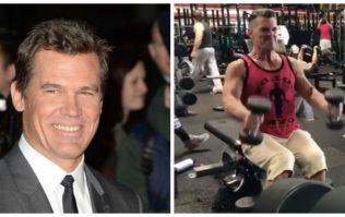 Josh Brolin posts intense work-out video in preparation for Deadpool 2