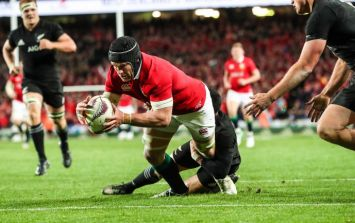 Reaction to Sean O'Brien and one of the greatest Lions tries of all time