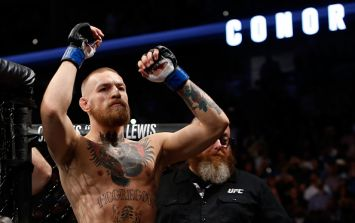 Love him or hate him, Conor McGregor's latest gesture in Dublin can't be faulted