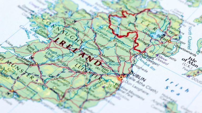 """Britain proposes a border """"Buffer Zone"""" in latest bonkers Brexit """"solution"""" for Ireland"""