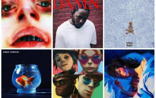 These are the 10 best albums from the first half of 2017