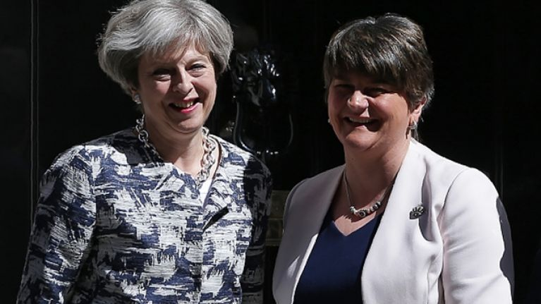 How Northern Ireland will benefit from DUP's £1billion deal with Theresa May