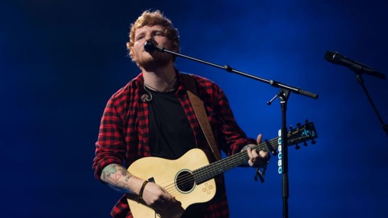 ed sheeran responds to those who criticised aspects of his live show