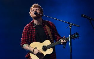 Ed Sheeran responds to those who criticised aspects of his live show at Glastonbury