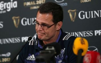Munster legend tipped as a possible replacement for Rassie Erasmus