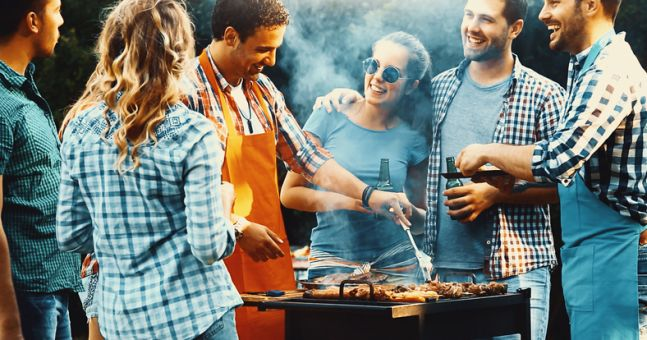 Join thousands of Irish people and host a BBQ for a very special cause