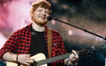 PICS: Some folk in Cork are already queuing up for Ed Sheeran tickets