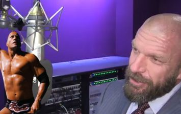 Remember the People's Elbow? Wrestler Triple H reveals how The Rock came up with it