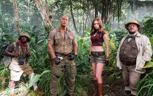 #TRAILERCHEST: The Rock and some famous pals get in deep trouble in Jumanji: Welcome To The Jungle