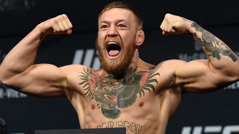 Dana White confirms that McGregor will not be lightweight champion after UFC 223