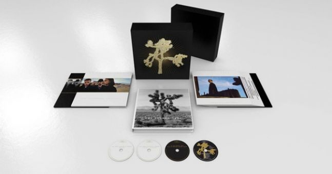 Hardcore U2 fans will love the Joshua Tree Super Deluxe Edition