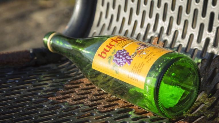 Introducing Buckfast Beer, the greatest drink ever invented