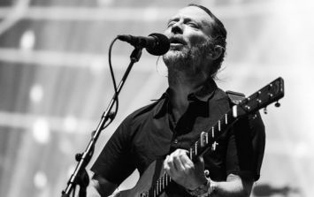 Metallica's Lars Ulrich was one of the many people raving about Radiohead's Dublin gig last night