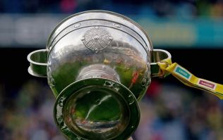 Next year's All-Ireland final could be changed due to the Pope's visit to Ireland