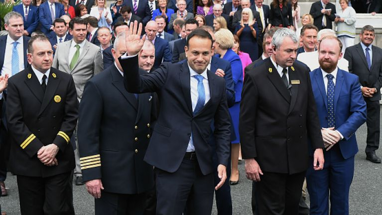 In case you're wondering, here's a list of who got who in the Fine Gael World Cup sweepstakes